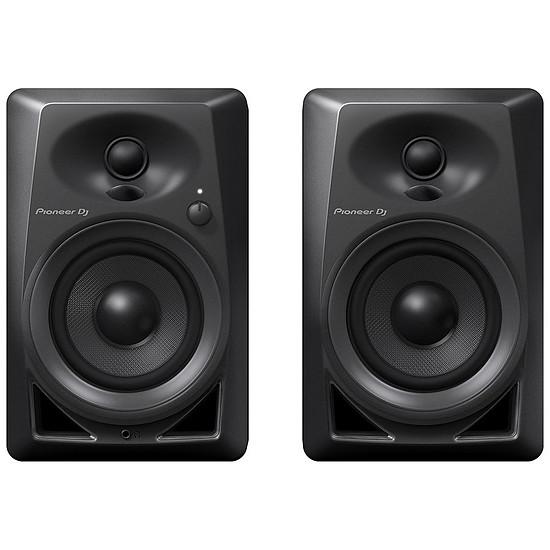 Enceintes HiFi / Home-Cinéma Pioneer DJ DM-40 (la paire) - Noir