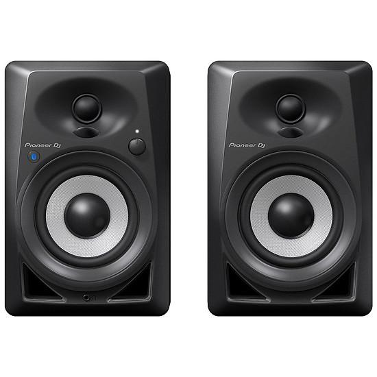 Enceintes HiFi / Home-Cinéma Pioneer DJ DM-40BT (la paire) - Noir