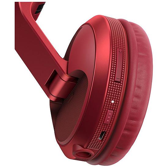 Casque Audio Pioneer DJ HDJ-X5BT Rouge - Casque sans fil - Autre vue