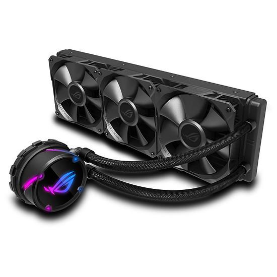Refroidissement processeur Asus ROG Strix LC360