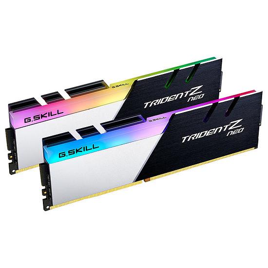 Mémoire G.Skill Trident Z Neo - 2 x 8 Go (16 Go) - DDR4 3800 MHz - CL18 Ryzen Edition