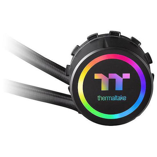 Refroidissement processeur Thermaltake Floe Riing RGB 240 TT Premium Edition - Autre vue