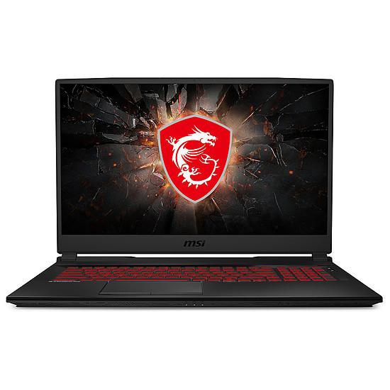 PC portable MSI GL75 10SER-267XFR