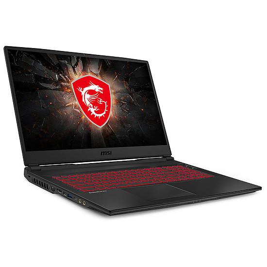 PC portable MSI GL75 9SE-217FR - Autre vue