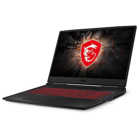 PC portable MSI GL75 9SD-023FR - Autre vue