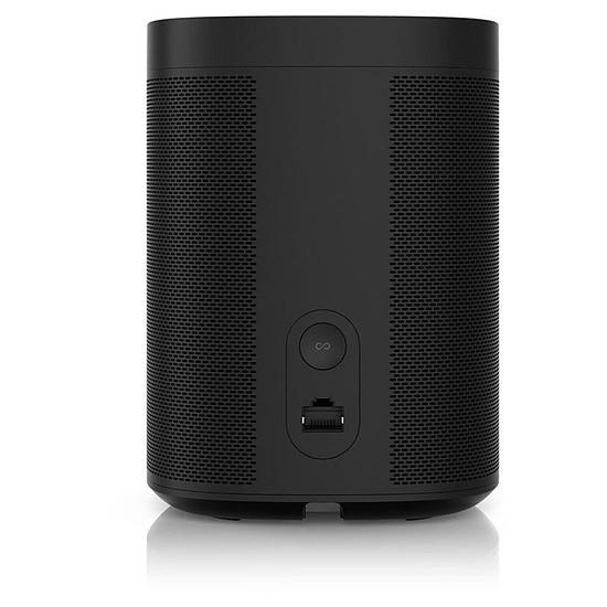 Système Audio Multiroom Sonos ONE Noir (Gen 2) - Enceinte compacte - Autre vue