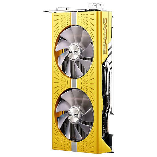 Carte graphique Sapphire Radeon RX 590 Nitro+ OC Gold Edition - Autre vue