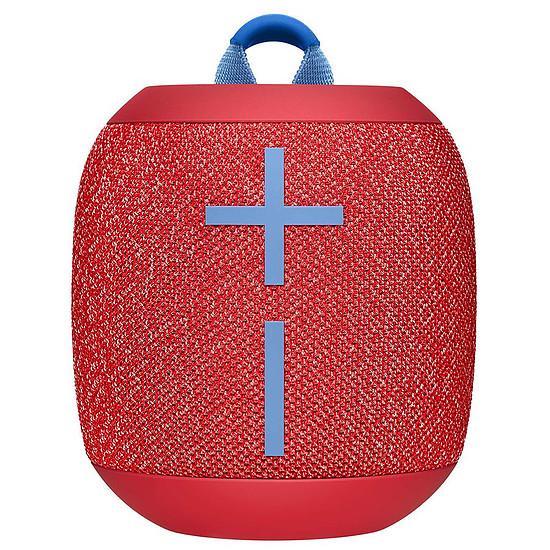 Enceinte sans fil UE Wonderboom 2 Rouge - Enceinte portable