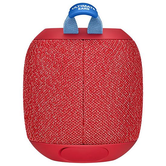 Enceinte sans fil UE Wonderboom 2 Rouge - Enceinte portable - Autre vue