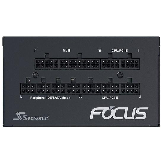 Alimentation PC Seasonic FOCUS GX-650 - Autre vue