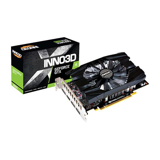 Carte graphique Inno3D GeForce GTX 1660 Compact X1
