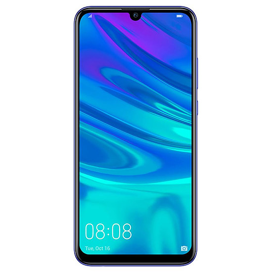 Smartphone et téléphone mobile Huawei P Smart+ 2019 (bleu) - 64 Go - 3 Go