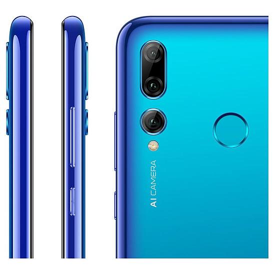 Smartphone et téléphone mobile Huawei P Smart+ 2019 (bleu) - 64 Go - 3 Go - Autre vue