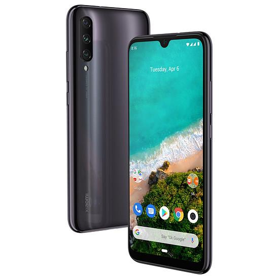 Smartphone et téléphone mobile Xiaomi Mi A3 (noir) - 64 Go