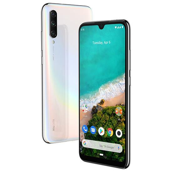 Smartphone et téléphone mobile Xiaomi Mi A3 (blanc) - 64 Go