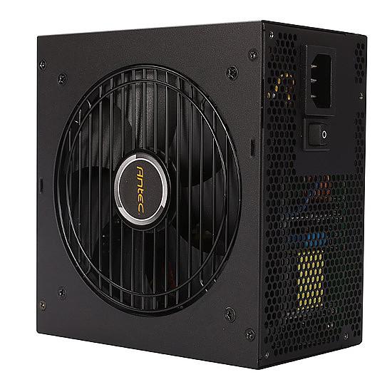 Boîtier PC Antec DP501 + EA550G PRO - Autre vue