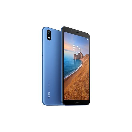 Smartphone et téléphone mobile Xiaomi Redmi 7A (bleu) - 16 Go - Autre vue