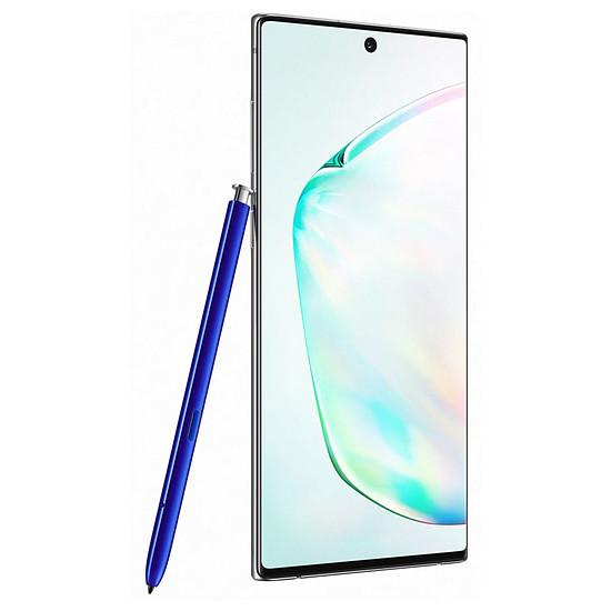 Smartphone et téléphone mobile Samsung Galaxy Note 10 (argent stellaire) - 8 Go - 256 Go - Autre vue
