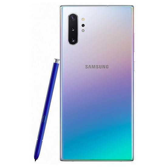 Smartphone et téléphone mobile Samsung Galaxy Note 10+ (argent stellaire) - 12 Go - 256 Go - Autre vue