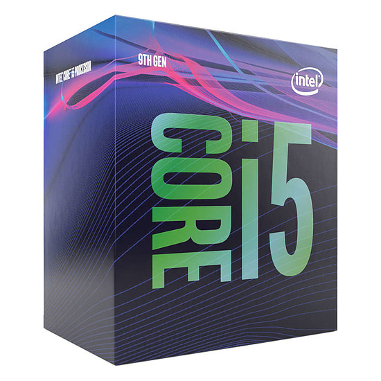 Processeur Intel Core i5 9400
