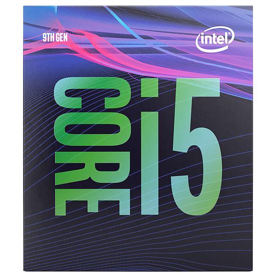Processeur Intel Core i5 9400 - Autre vue