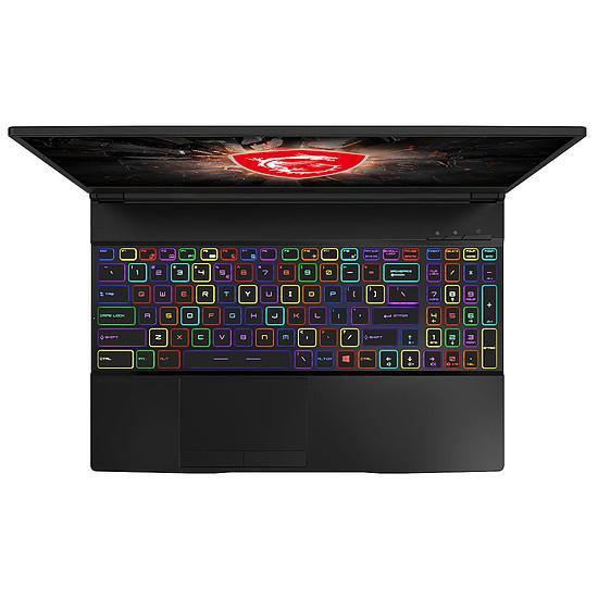 PC portable MSI GE65 Raider 9SF-043FR - Autre vue