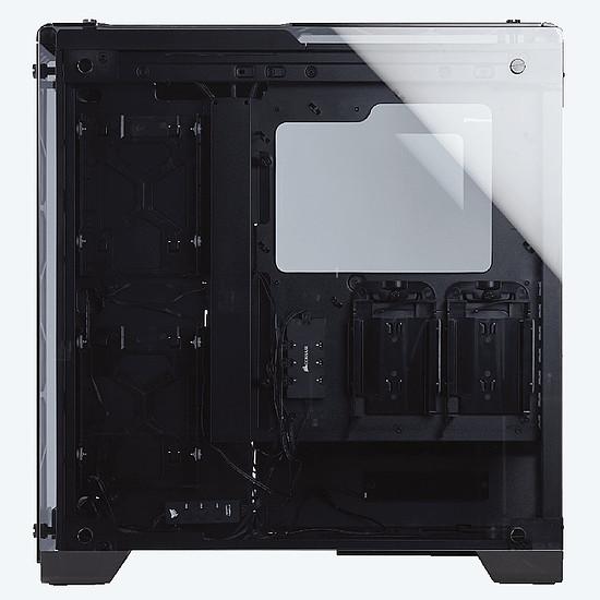 Boîtier PC Corsair Crystal 570X RGB TG + RM650i - 650W - Autre vue