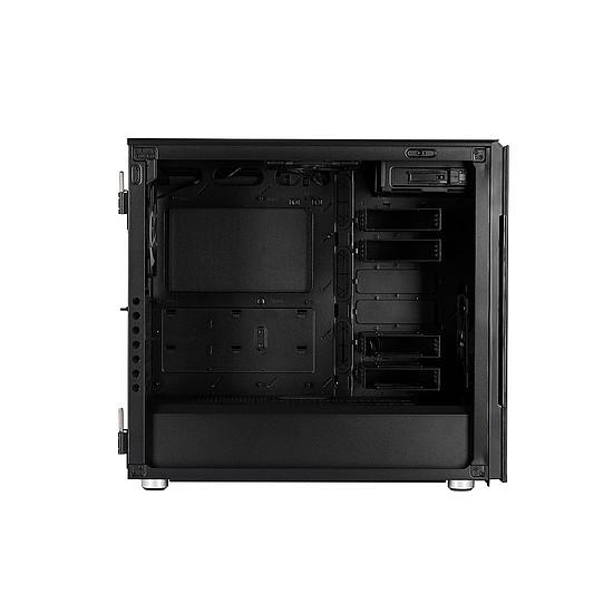 Boîtier PC Corsair Carbide 678C - Black + RM750x v2 - Autre vue