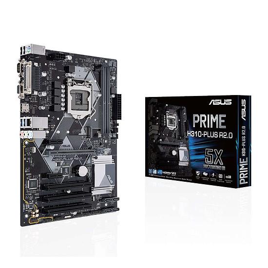 Carte mère Asus PRIME H310-PLUS R2.0