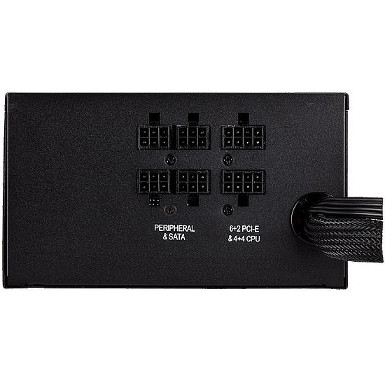 Boîtier PC Corsair SPEC-Delta RGB TG -Black + TX750M - Autre vue