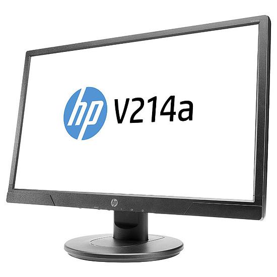 Écran PC HP V214A - Autre vue