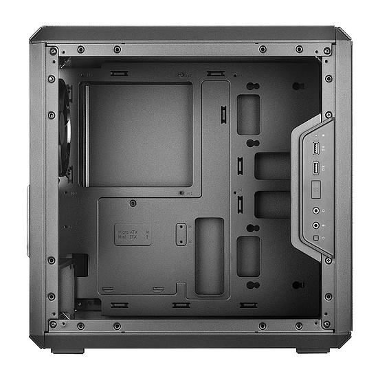 Boîtier PC Cooler Master MasterBox Q300L + MWE Gold 550 FM - Autre vue