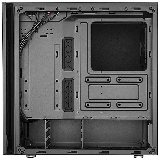 Boîtier PC Cooler Master Silencio S400 + MWE Gold 550 FM - Autre vue
