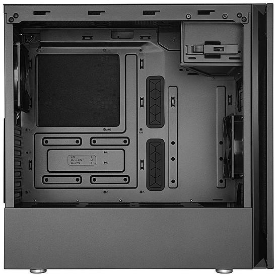Boîtier PC Cooler Master Silencio S600 + MWE Gold 550 FM - Autre vue