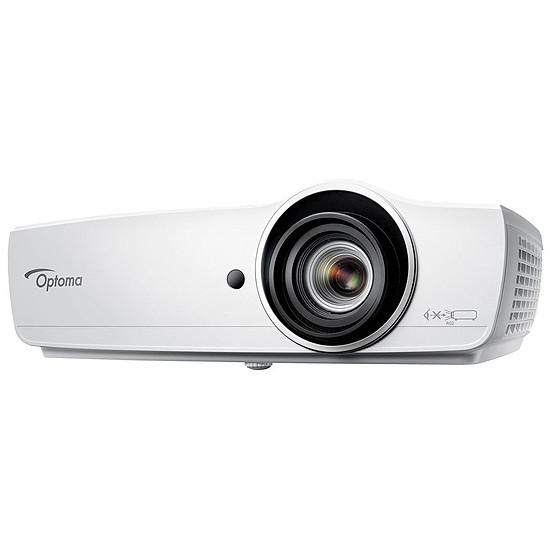 Vidéoprojecteur Optoma EH470 - DLP Full HD - 5000 Lumens - Autre vue