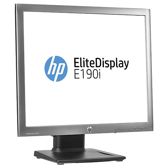 Écran PC HP EliteDisplay E190i - Autre vue