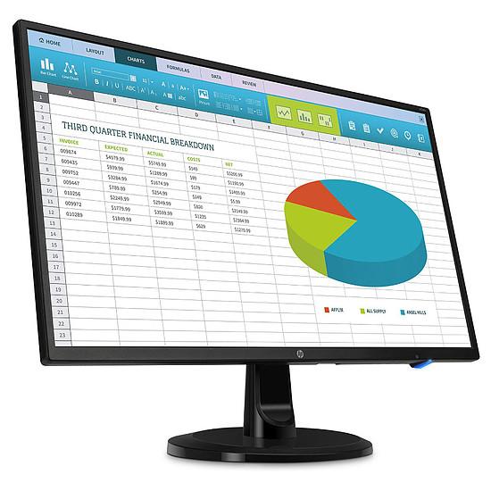 Écran PC HP N246v - Autre vue