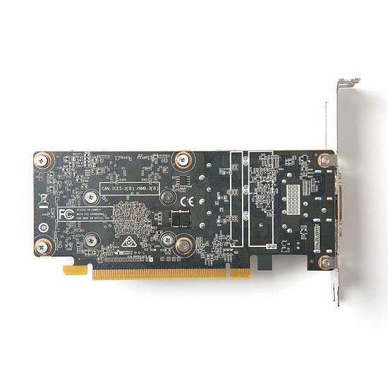 Carte graphique Zotac GeForce GTX 1650 Low Profile - Autre vue