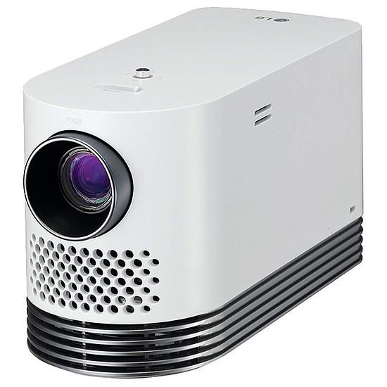 Vidéoprojecteur LG HF80LSR - DLP LED FULL HD - 2000 Lumens - Autre vue