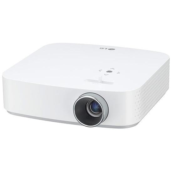 Vidéoprojecteur LG Minibeam PF50KS - DLP LED FULL HD - 600 ANSI Lumens - Autre vue