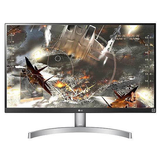 Écran PC LG 27UL600-W