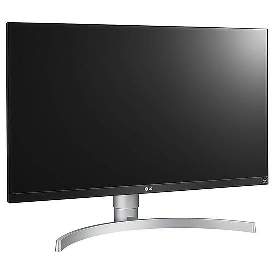 Écran PC LG 27UL650-W - Autre vue