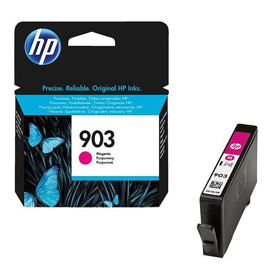 Cartouche imprimante HP 903 Inkjet Cartridge T6L99AE - Magenta