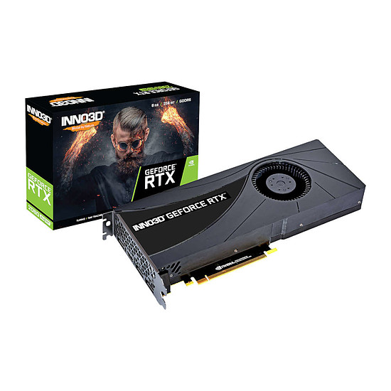 Carte graphique Inno3D GeForce RTX 2080 SUPER JET