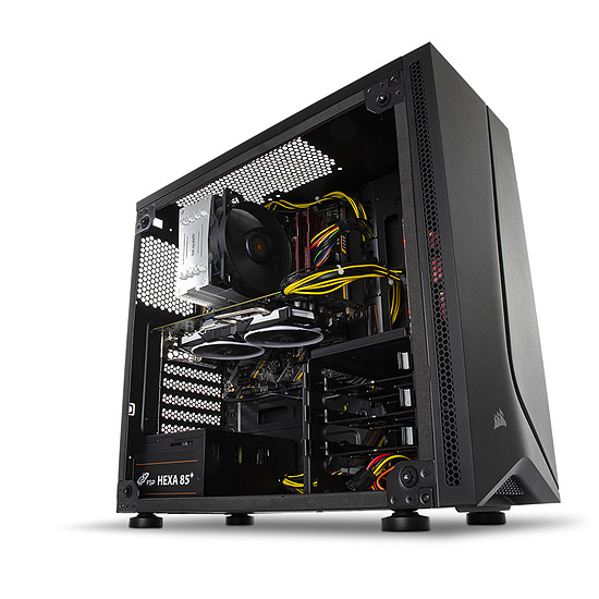 PC de bureau Materiel.net Dodger [ Win10 - PC Gamer ]