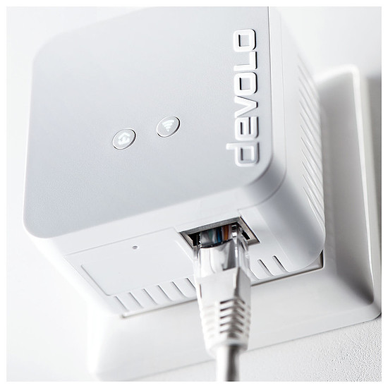 CPL Devolo dLAN 550 WiFi CPL - Starter Kit (9632) - Autre vue