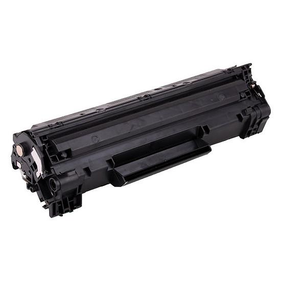 Toner Toner compatible HP CF283A / Canon CRG-737 (Noir)