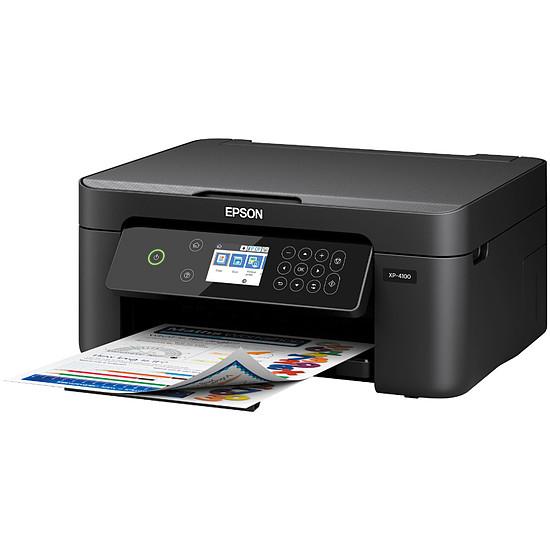 Imprimante multifonction Epson Expression Home XP-4100 - Autre vue