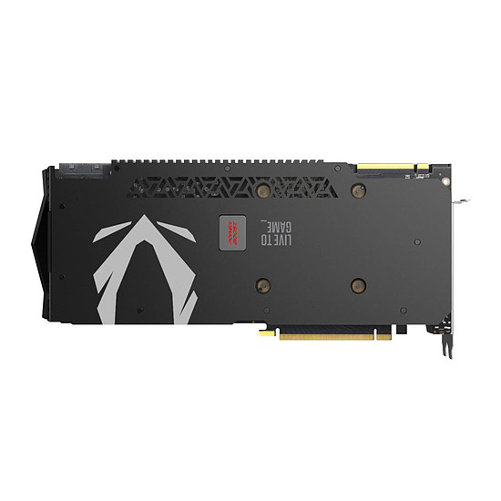 Carte graphique Zotac GeForce RTX 2080 SUPER AMP Extreme - Autre vue