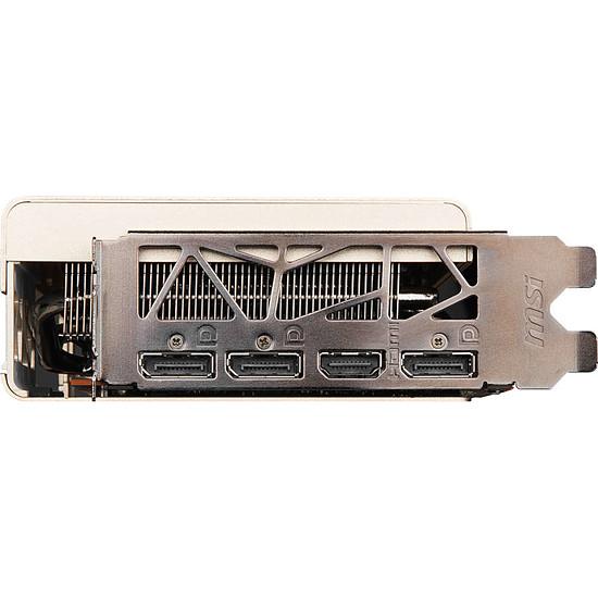 Carte graphique MSI Radeon RX 5700 XT EVOKE OC - Autre vue